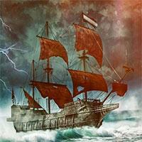 """Những điều chưa biết về con tàu ma """"Người Hà Lan bay"""" bí ẩn"""