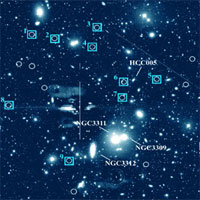 """12 """"thiên hà ma quái"""" là phiên bản thây ma của """"quái vật"""" chứa Trái đất"""