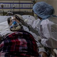 """Ấn Độ phát hiện 12.200 biến thể virus corona, biến thể Delta lây nhanh """"chóng mặt"""""""