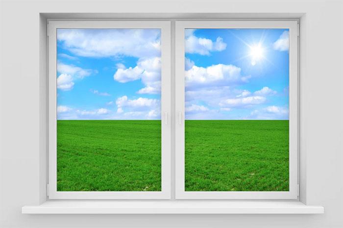 Pin năng lượng mặt trời trong suốt có thể được sử dụng làm cửa sổ nhà.