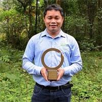 """Người Việt Nam đầu tiên được trao giải """"Nobel Môi trường"""""""