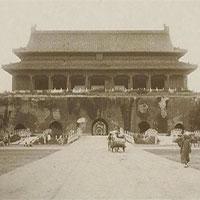 Kho báu vô giá tìm thấy trên nóc Thiên An Môn của Tử Cấm Thành