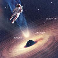 """Giáo sư vật lý hướng dẫn cách nhảy vào lỗ đen sao cho """"an toàn"""" và những sự kiện có thể xảy ra"""