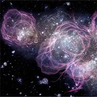 """Lần đầu tiên phát hiện vụ nổ """"siêu tân tinh"""" hiếm gặp ở rìa Dải Ngân hà"""