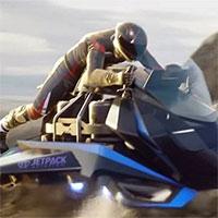 Công ty Mỹ cho đặt trước môtô bay tốc độ 240km/h