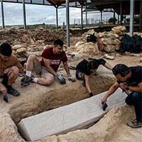 Khai quật được quan tài 1.500 năm tuổi gần nhưnguyên vẹn ở Tây Ban Nha