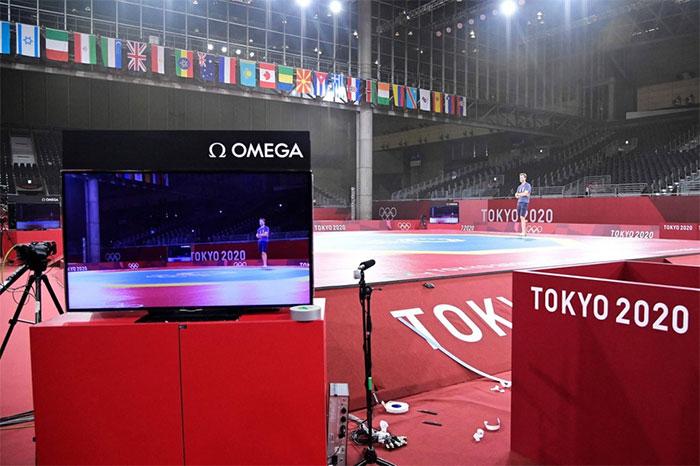 Omega áp dụng AI cho nhiều môn thi đấu để phân tích thông số vận động viên