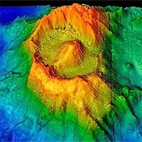 """Tìm thấy tàn tích núi lửa giống trong phim """"Chúa tể của những chiếc nhẫn"""""""