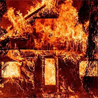 Đám cháy rừng hình thành hệ thống thời tiết riêng