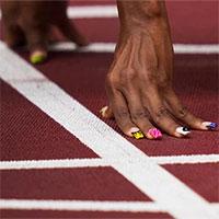 """Các vận động viên Olympic thi nhau phá kỷ lục nhờ công nghệ đường chạy """"trên mây"""" của Nhật Bản"""