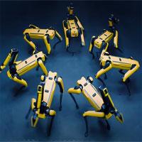 Kinh ngạc nhìn dàn robot nhảy múa uyển chuyển theo bài hát IONIQ: I'm On It của nhóm nhạc BTS