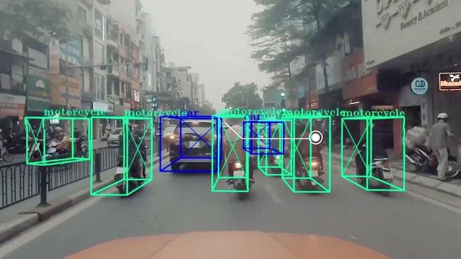 Sự kết hợp với hệ thống giám sát người lái sẽ tăng độ an toàn cho các tính năng tự lái