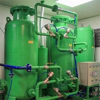 Trạm tạo oxy từ khí trời hỗ trợ điều trị Covid-19 tại Việt Nam