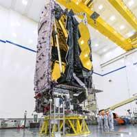Kính viễn vọng James Webb hoàn thành thử nghiệm cuối cùng, chuẩn bị được phóng vào tháng 10