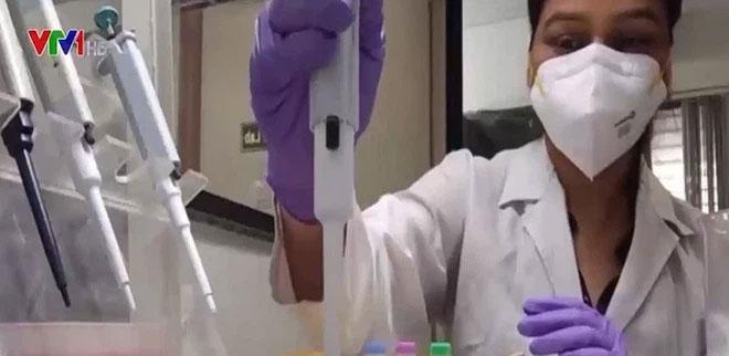 Xét nghiệm nước thải có thể báo trước thời điểm bùng dịch Covid-19 một tháng