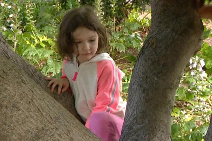 Bé gái 4 tuổi tên Annika Arnout phát hiện loài ong tưởng đã tuyệt chủng ở Mỹ.