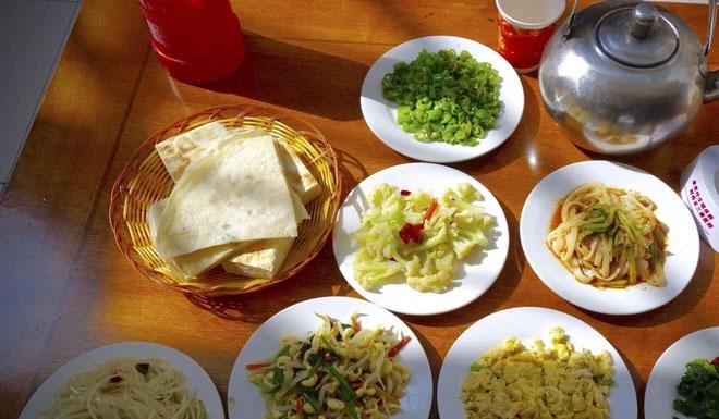 Người Trung Quốc cho rất nhiều muối vào các món ăn của họ.