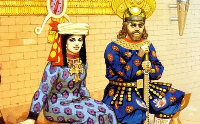 Hoàng tử Suren đã giấu kín bí mật của mình trong quãng thời gian làm quan ở Đại Đường.
