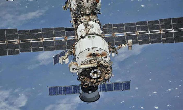 Trạm Vũ trụ Quốc tế (ISS)