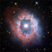 """""""Mắt quỷ"""" lọt vào kính thiên văn Trái đất, tiến hóa thành quái vật vũ trụ"""