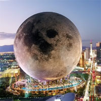 Khám phá bên trong khách sạn mặt trăng khổng lồ cao 224 mét