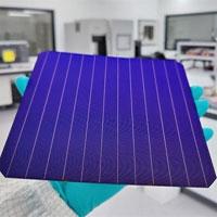 Tế bào quang điện lập kỷ lục hiệu suất cao nhất thế giới