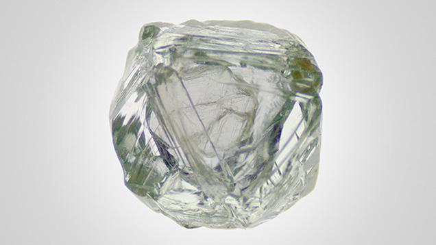 Kim cương Matryoshka phát hiện ở Nga.