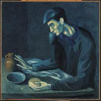 """Chiếu tia X, phát hiện """"báu vật"""" gây sốc trong bức tranh Picasso"""