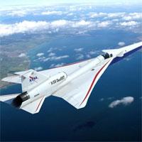 Công nghệ nhìn xuyên thân máy bay của NASA