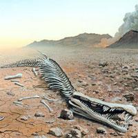 """Phát hiện một """"ngày tận thế"""" khá gần đây, hủy diệt 63% động vật"""