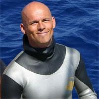 Herbert Nitsh - Người lặn sâu nhất thế giới mà không cần bình oxy