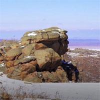 Khám phá kỳ quan thành phố đá trên cao nguyên Tân Cương
