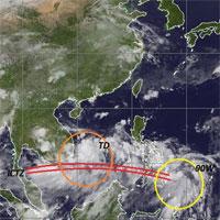 Dải hội tụ nhiệt đới là gì? Việt Nam có chịu ảnh hưởng của dải hội tụ nhiệt đới hay không?