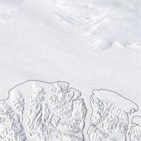 Phát hiện hồ khổng lồ trong lớp băng cuối cùng của Bắc Cực