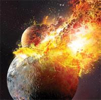 Ngày tận thế kinh hoàng của một hành tinh giống Trái đất
