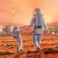 Người 100kg chỉ còn 38kg khi ở sao Hỏa, liệu có đúng?