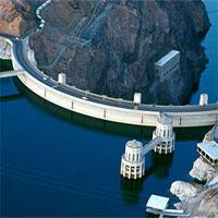 Quá trình xây dựng đập Hoover, từng là con đập cao nhất Trái đất