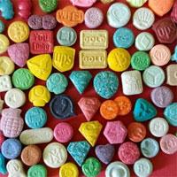 Kẹo ma túy - thuốc lắc ẩn hình