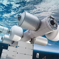 Blue Origin sẽ xây trạm vũ trụ thương mại trong thời gian sắp tới