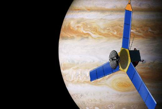 NASA chuẩn bị sứ mệnh mới tới Mộc Tinh